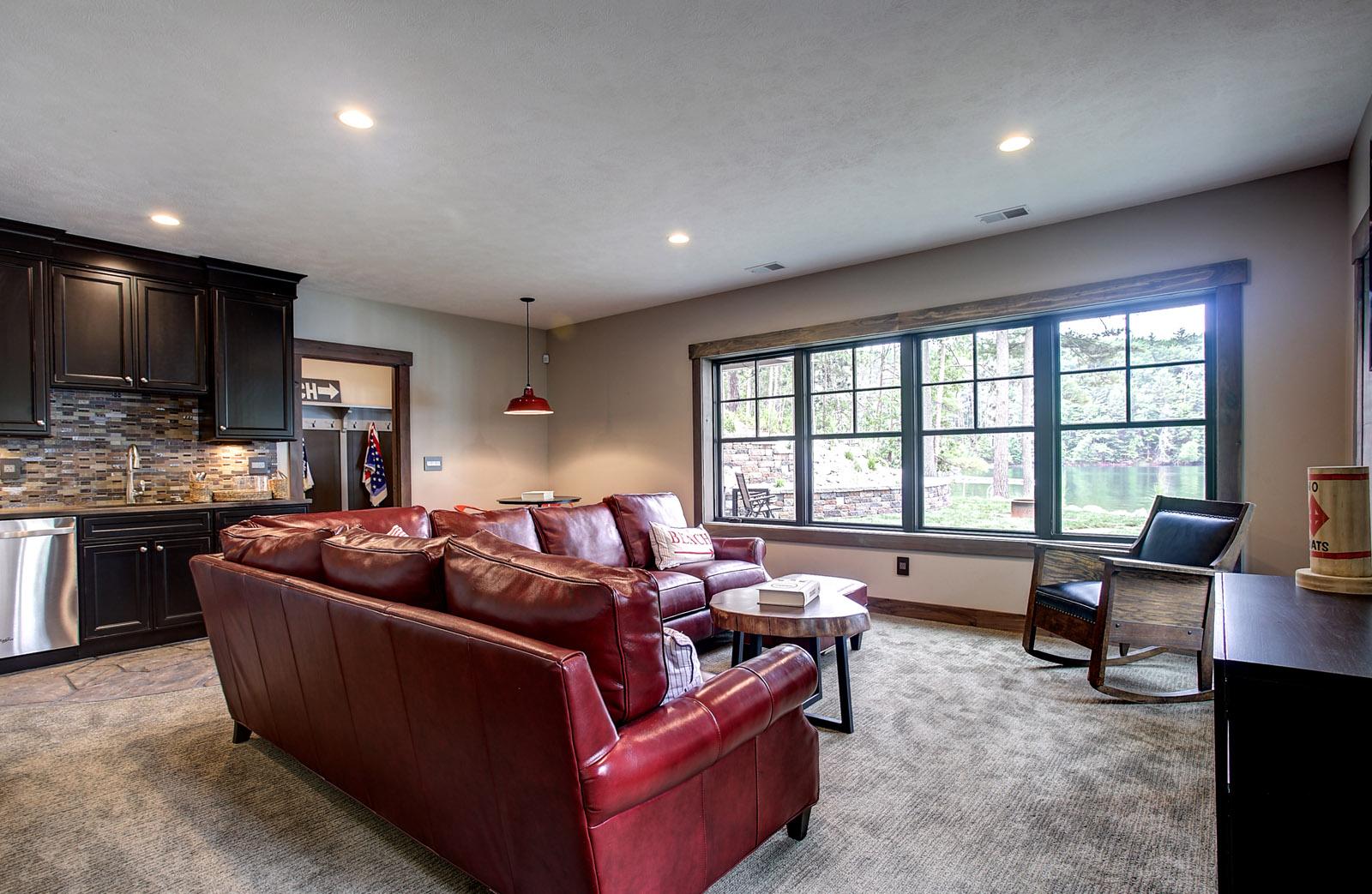 Lakemore Retreat Lodge Bac Design Group